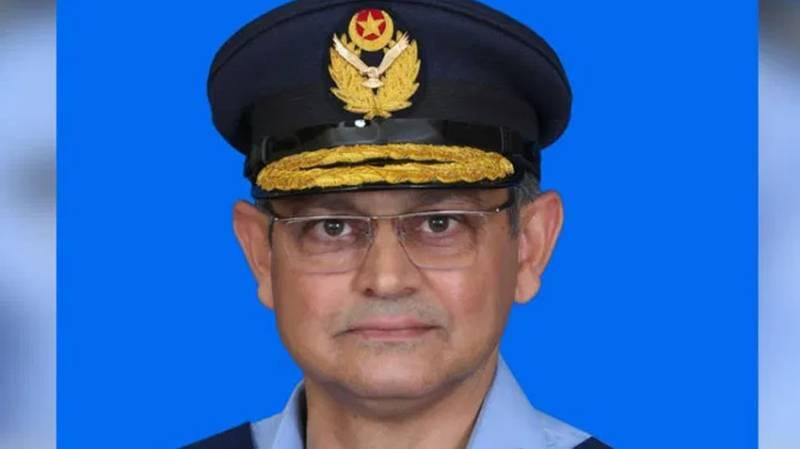 PAF's Hamid Rashid Randhawa promoted to the rank of Air Marshal