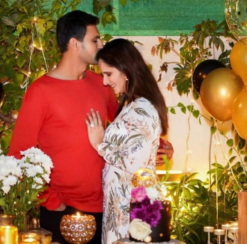 Sania Mirza wishes Shoaib Malik on 11th wedding anniversary