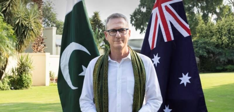Australian HC Dr Geoffrey Shaw wishes Ramadan Mubarak to Pakistanis