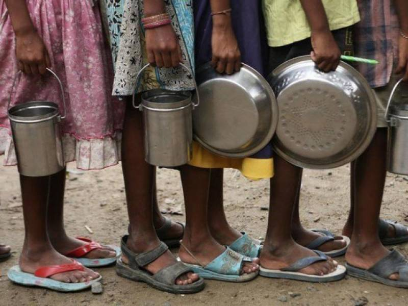 Food and Poverty: Misfortune or Fault?