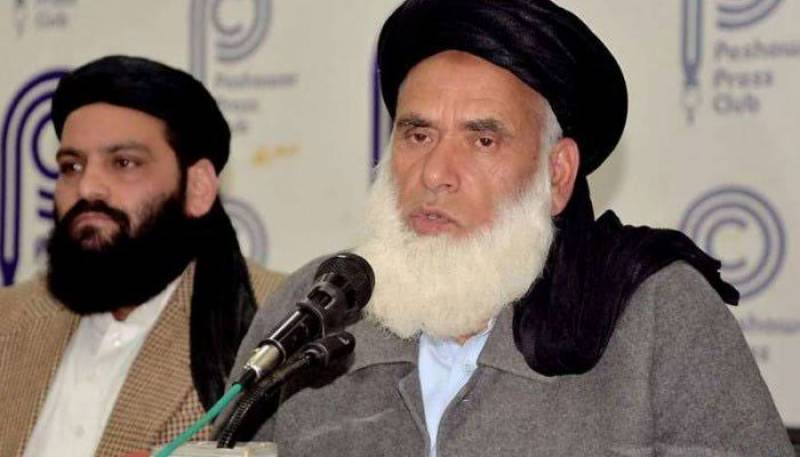 JUI-F leader Mufti Kifayatullah arrested for issuing anti-state remarks