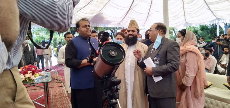 Pakistan launches first space observatory in Islamabad