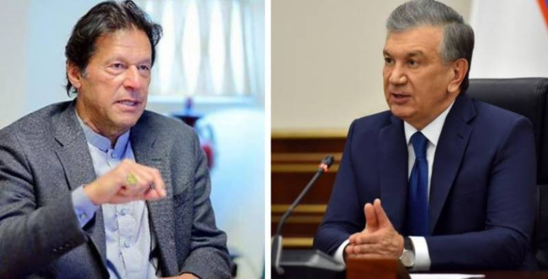 PM Imran, Uzbek President to hold virtual summit, discuss bilateral cooperation