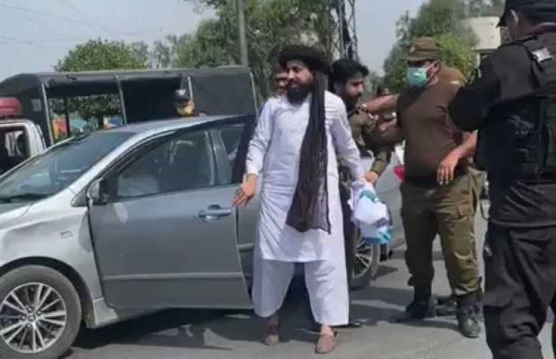 TLP chief Saad Hussain Rizvi booked under Anti-Terrorism Act