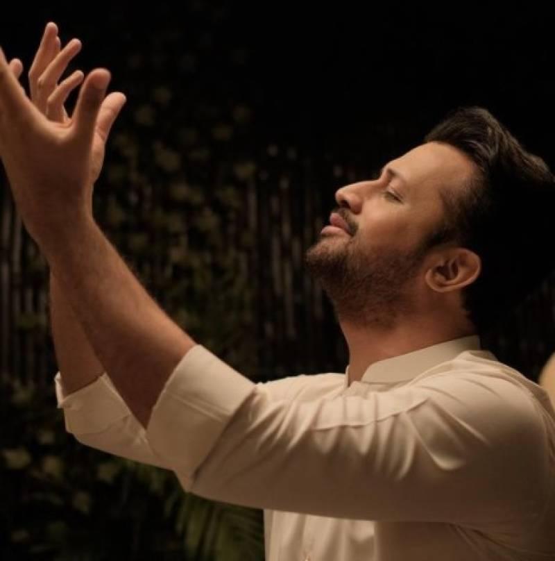 Atif Aslam set to release a new naat this Ramadan
