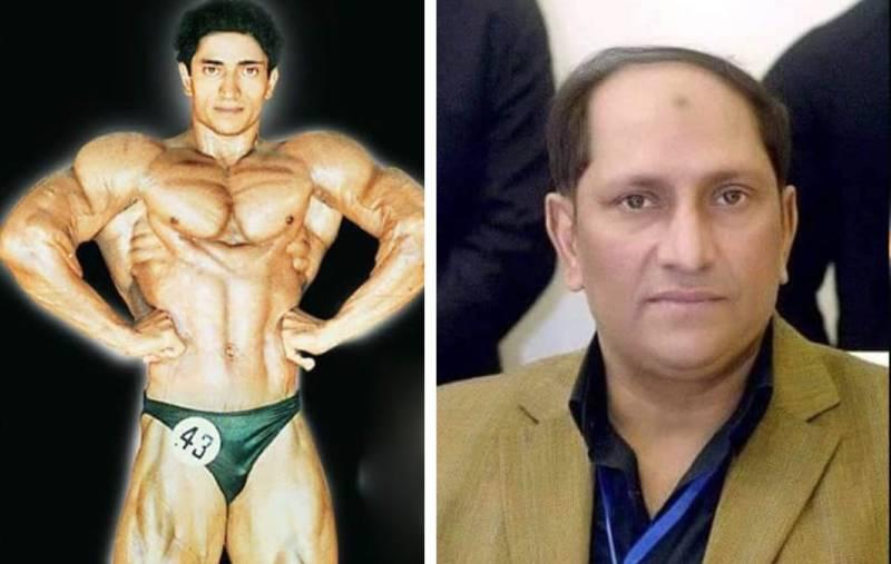 Former Mr Pakistan Mujahid Ali dies of Covid-19 related complications