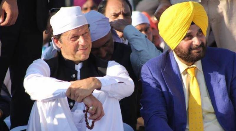 'Happy Baisakhi,' PM Imran to Sikh community