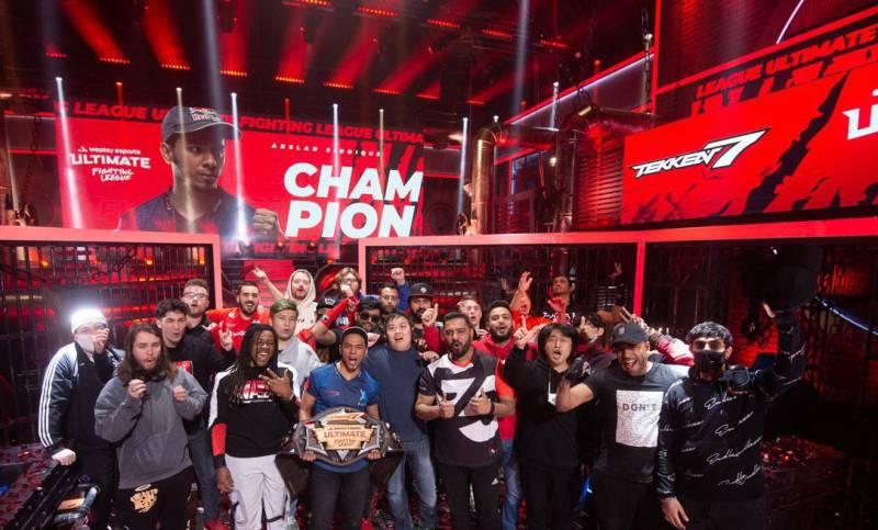 Pakistani gamer Arslan 'Ash' Siddiqui wins world Tekken 7 competition (VIDEO)