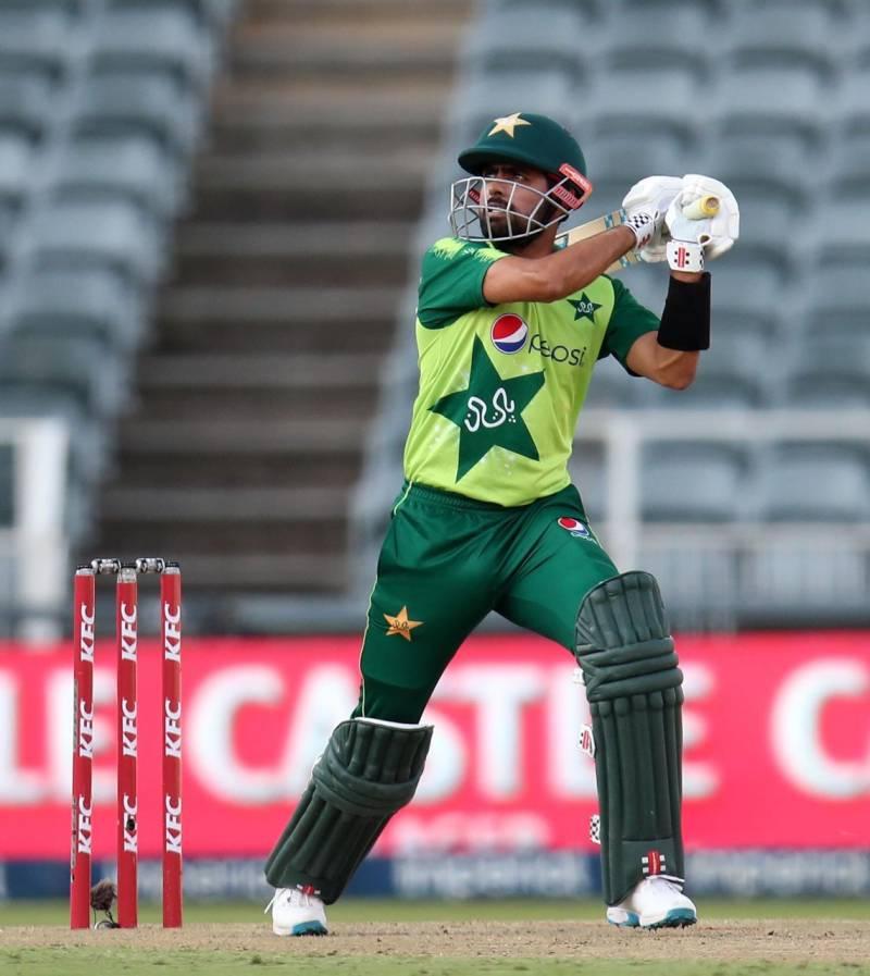 PAKvSA | Babar Azam hits maiden T20I century – fastest by any Pakistani