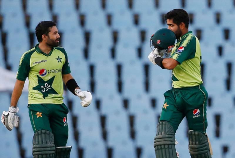 PAKvSA – Babar, Rizwan smash T20I records for Pakistan