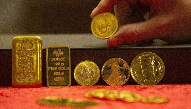 Today's gold rates in Pakistan — 14 April 2021