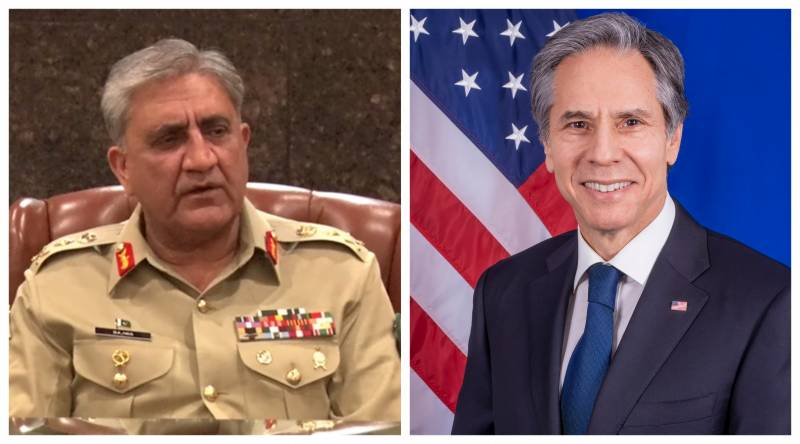 US state secretary discusses Afghanistan drawdown plan with Pakistan Army chief