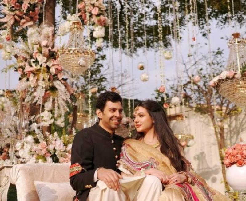 Aisha Linnea Akhtar marries again after divorce from Shahbaz Shigri