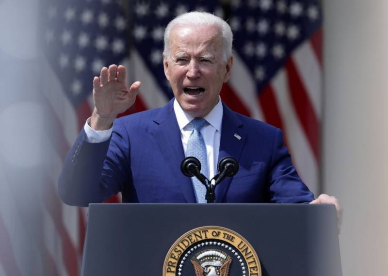 Biden warns Taliban, sees a significant role for Pakistan in Afghan peace