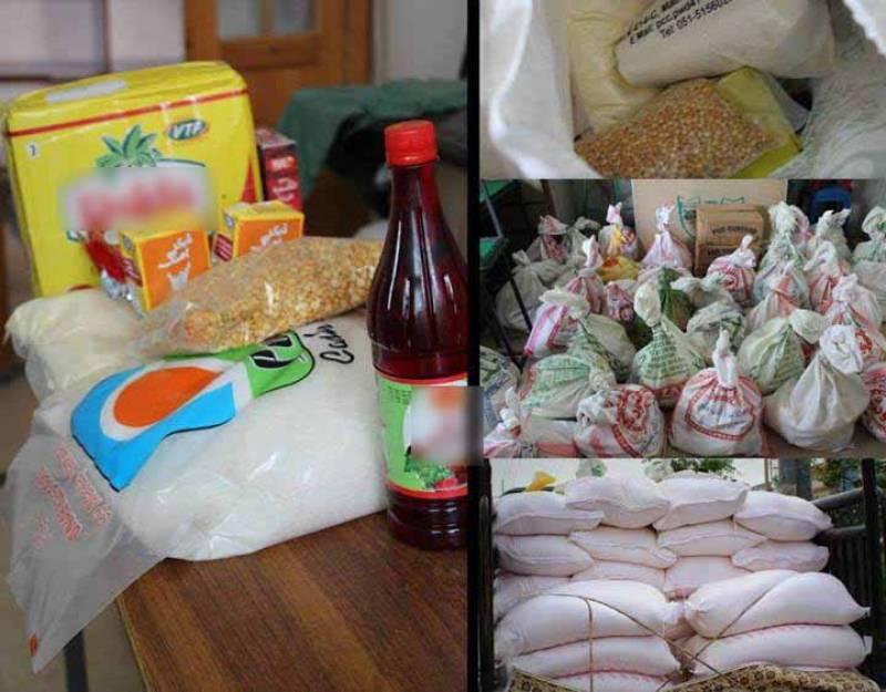 Free ration for Mansehra's coronavirus patients: DC