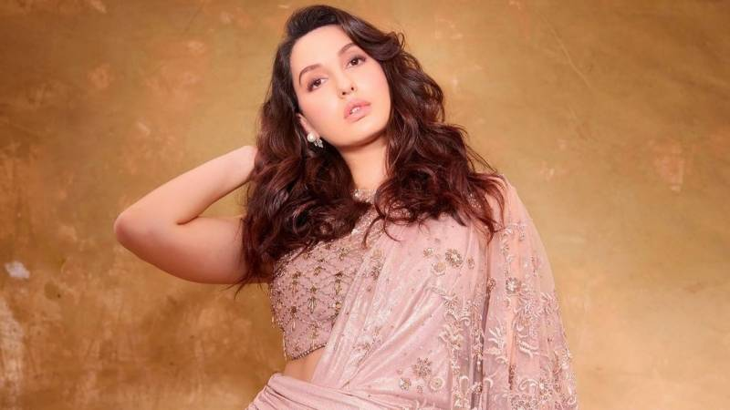 Nora Fatehi flaunts curves in new video