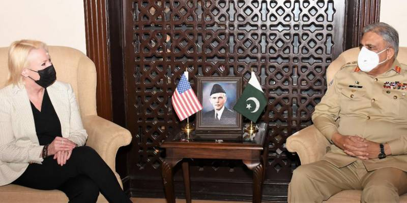 Pakistan Army chief welcomes US decision to pull troops from Afghanistan
