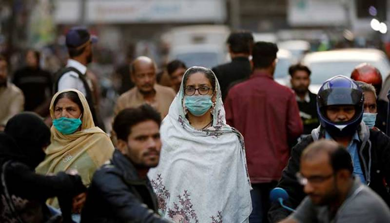 Pakistan records highest surge in nine months with 5,395 new Covid-19 cases