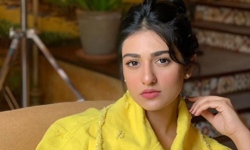 Falak Shabbir updates fans on Sarah Khan's health