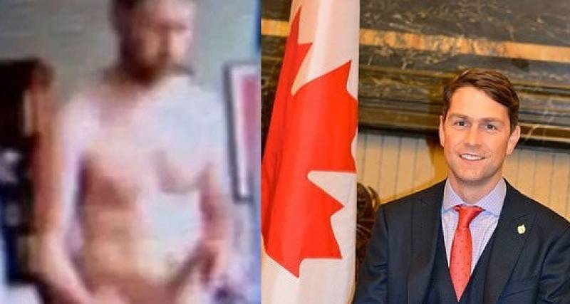 Canadian MP caught naked on parliament Zoom session