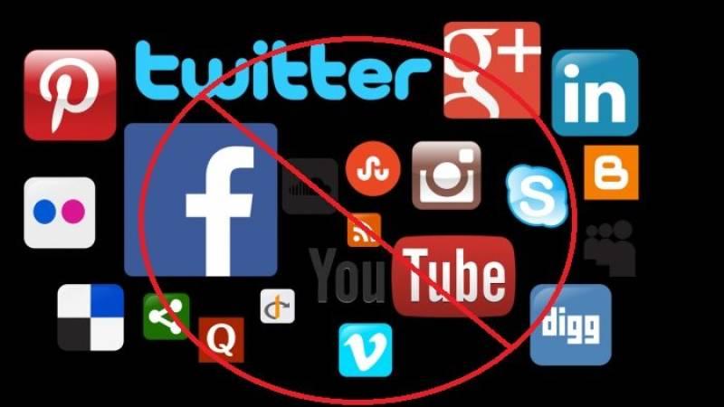 Netizens react to social media blackout in Pakistan