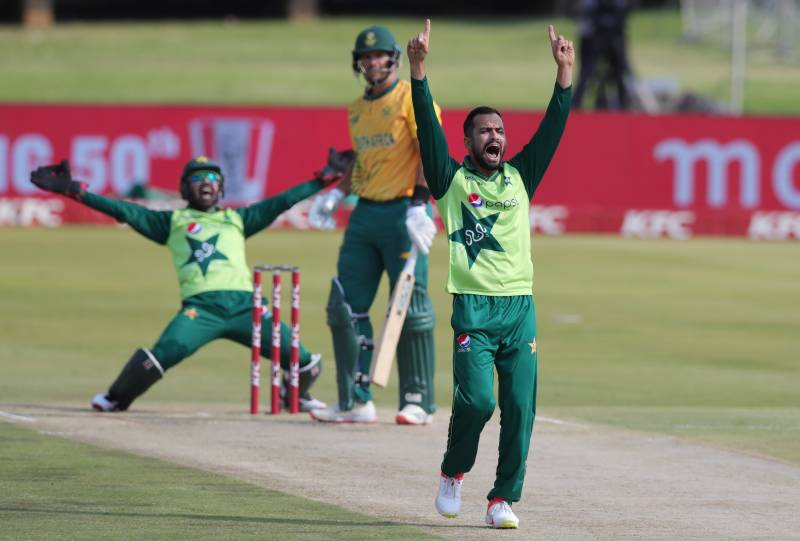 PAKvSA – Pakistan beat South Africa to seal T20I series
