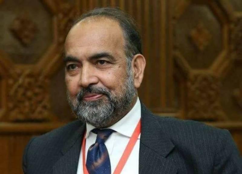 President Alvi appoints Qibla Ayaz new chairman of CII
