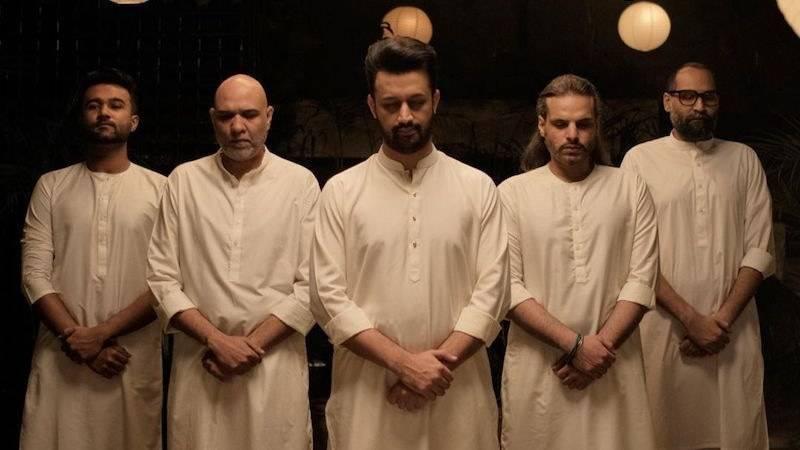 Salam-e-Ajizana – Atif Aslam releases special naat for Ramadan (VIDEO)
