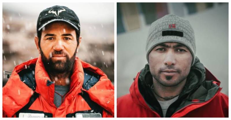 Sirbaz Khan, Abdul Joshi become first Pakistani climbers to summit Nepal's Annapurna peak
