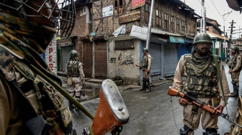 Amnesty International slams India for imposing unlawful restrictions in IIOJK