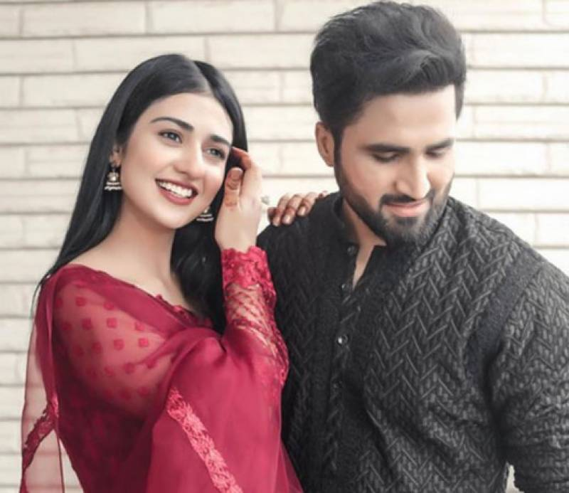 Sarah Khan, Falak Shabir expecting their first child?