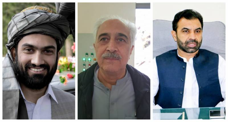 Three aides of Khyber Pakhtunkhwa CM resign in a day
