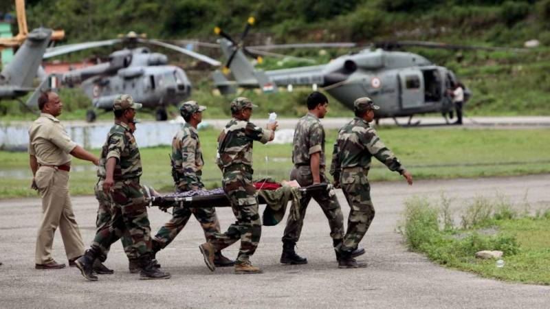 Another Indian soldier commits suicide in IIOJK's Ramban