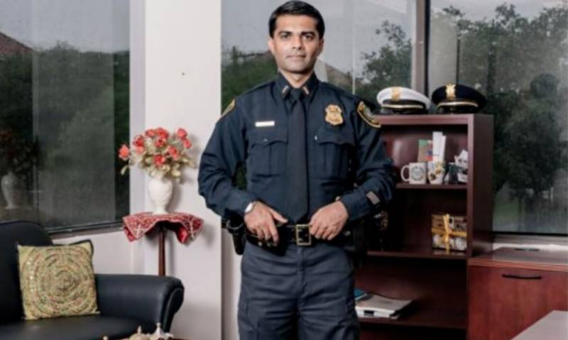 Pakistani-American appointed as first Muslim police assistant chief in Houston