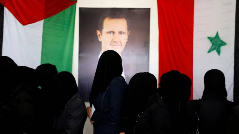 Syria goes to the polls next month