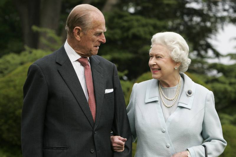 How much will the Queen inherit from Prince Philip's £10 million fortune?