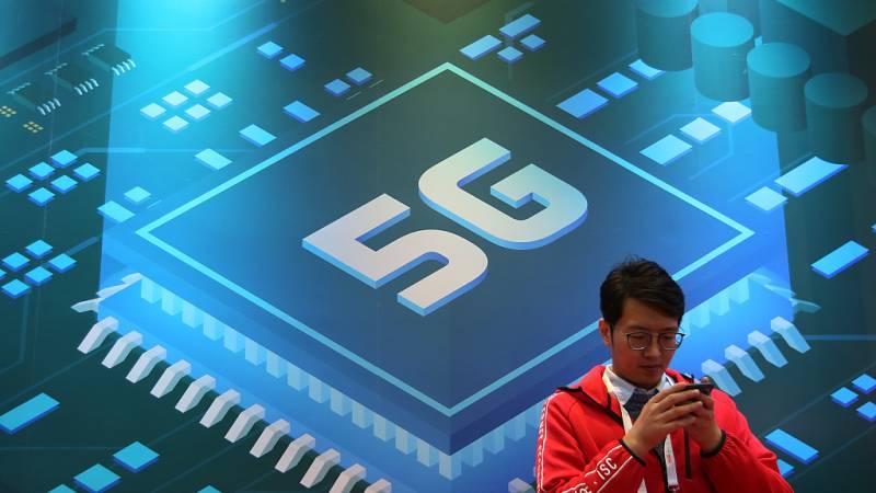 China establishes world's largest 5G mobile network