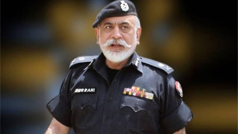 Former KP IGP Nasir Durrani dies of COVID-19