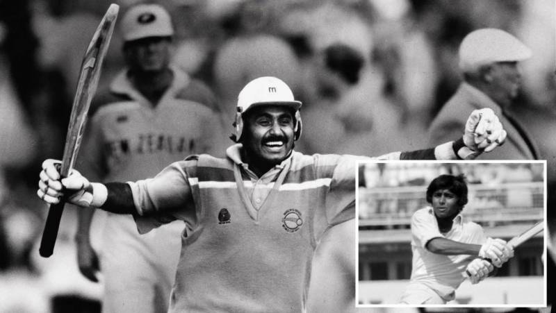 On this day in 1975, Javed Miandad became the youngest to hit 1st class triple ton