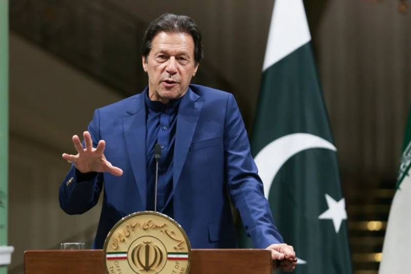 PM Imran vows to run collective campaign against blasphemous caricatures