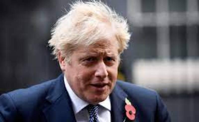 UK PM Boris Johnson cancels India tour