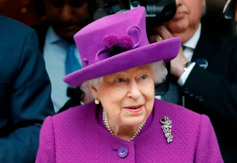 How Queen Elizabeth is celebrating her 95th birthday
