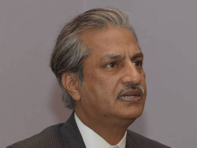 Ex-Pemra chairman Absar Alam injured in Islamabad gun attack