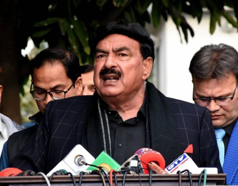 Deadlock ends as talks with TLP remained successful: Sheikh Rashid
