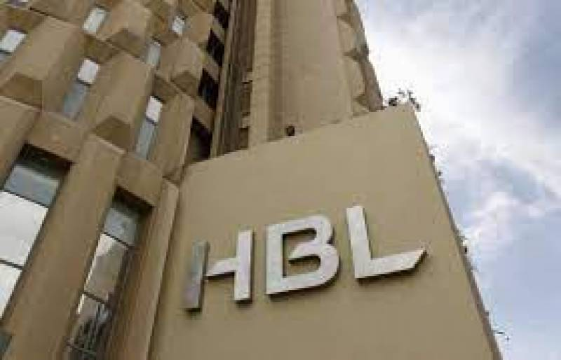 HBL delivers stellar performance with Q1 2021 profit doubling to Rs14.5 billion