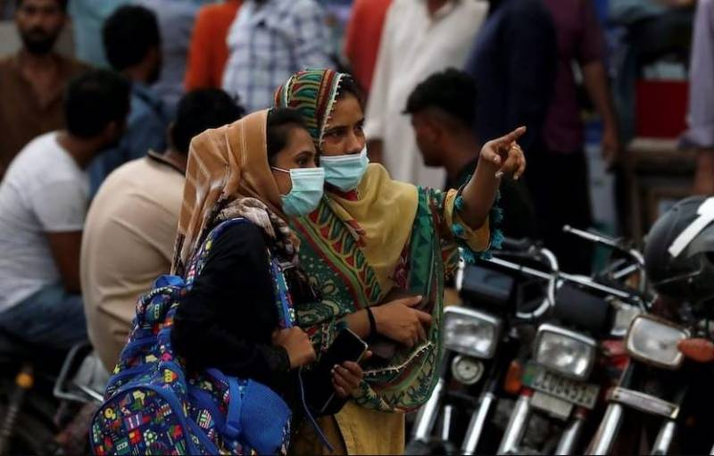 Pakistan reports 5,445 new cases, 137 deaths amid Covid-19 surge
