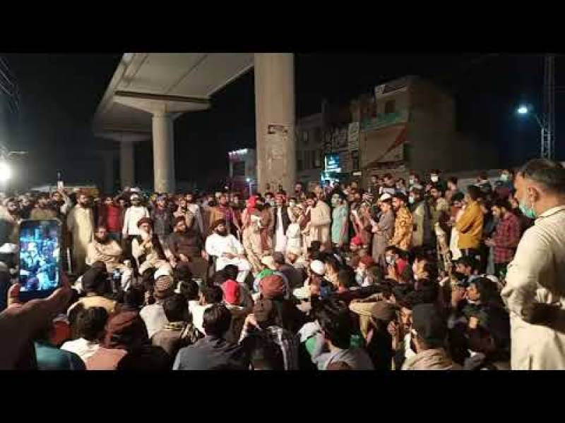 TLP protests come to an end as Parliament votes on French ambassador's expulsion