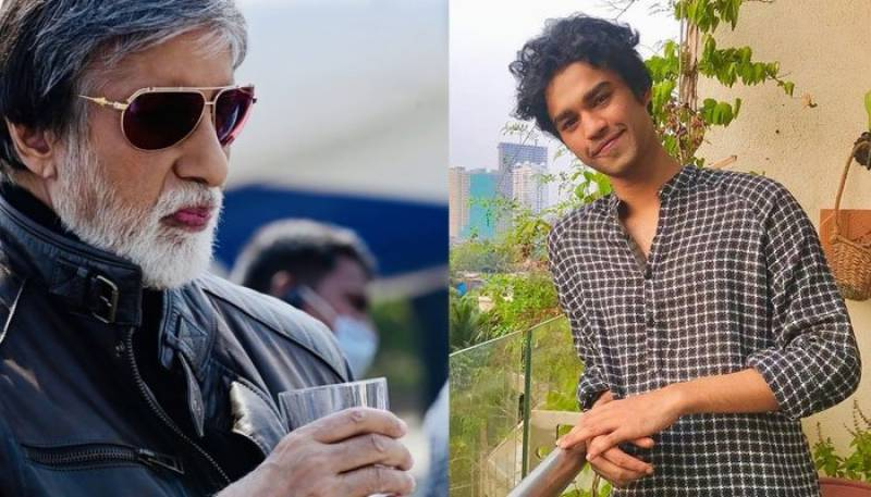 Irrfan Khan's son Babil wishes to work with Amitabh Bachchan