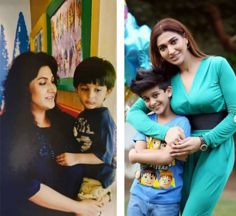 Sana Fakhar shares photos of jaw-dropping weight-loss transformation