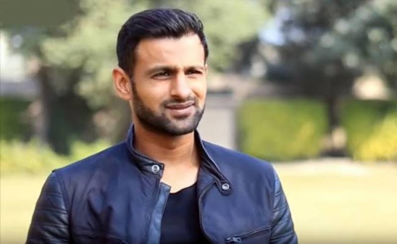 Shoaib Malik gives fans major fitness goals in new workout video